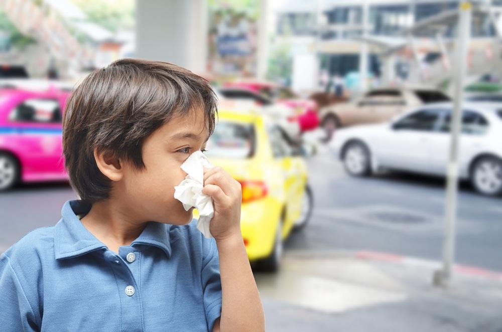 เตือนดูแลบุตรหลาน ระวังป่วยโรคติดเชื้อทางเดินหายใจ thaihealth