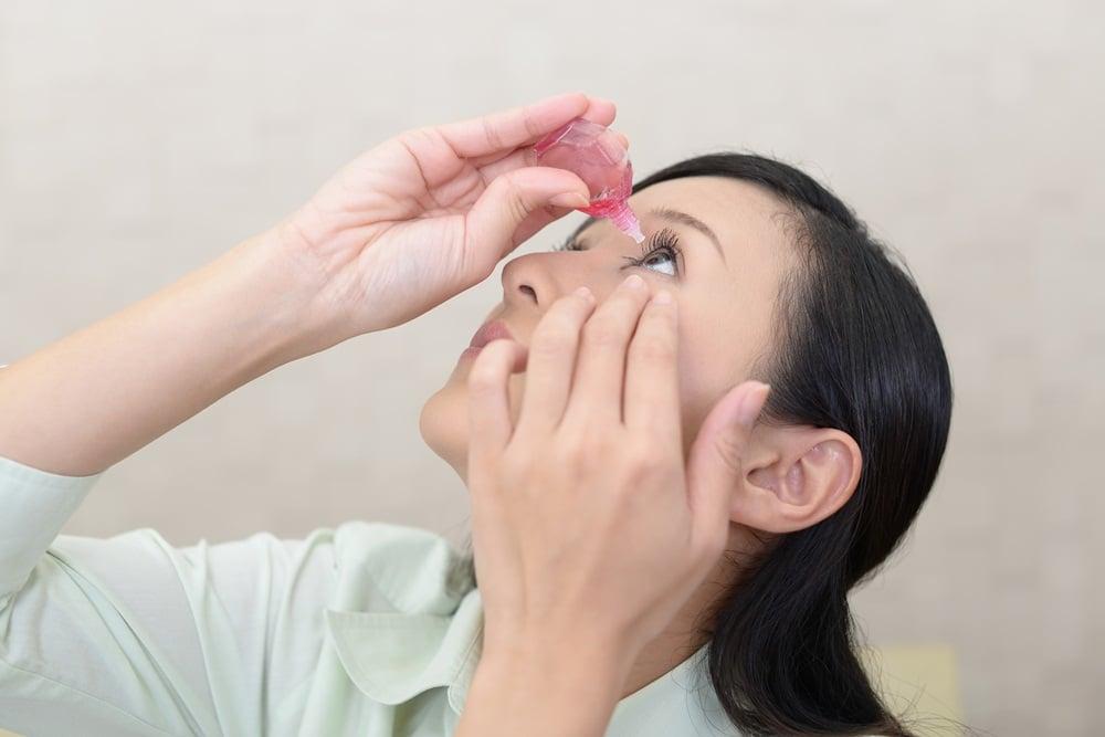 น้ำปัสสาวะ หยอดตาอาจตาบอดได้ thaihealth
