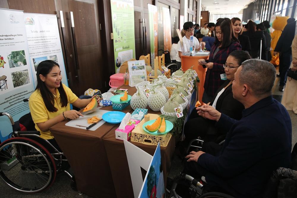 สสส. จับมือ พม.-มูลนิธินวัตกรรมฯ ภาคีเครือข่ายเอกชน หนุนจ้างงานคนพิการ  thaihealth