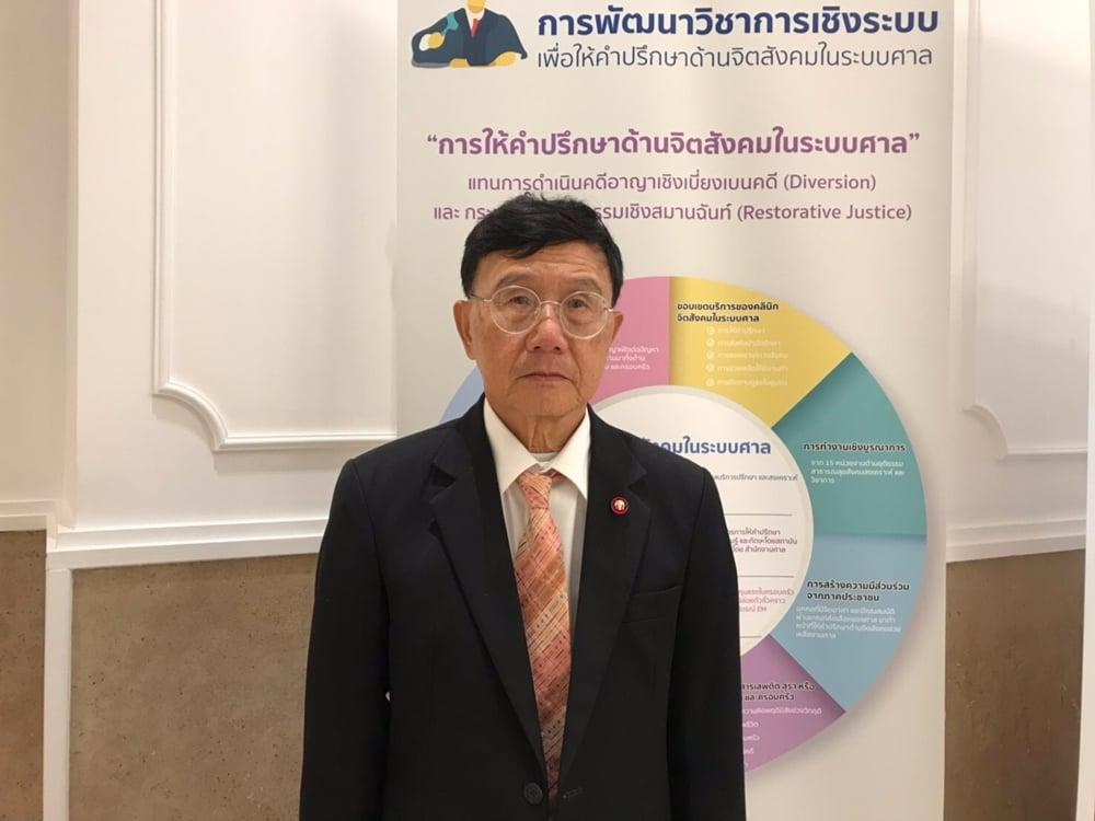 คลินิกจิตสังคมในระบบศาล thaihealth