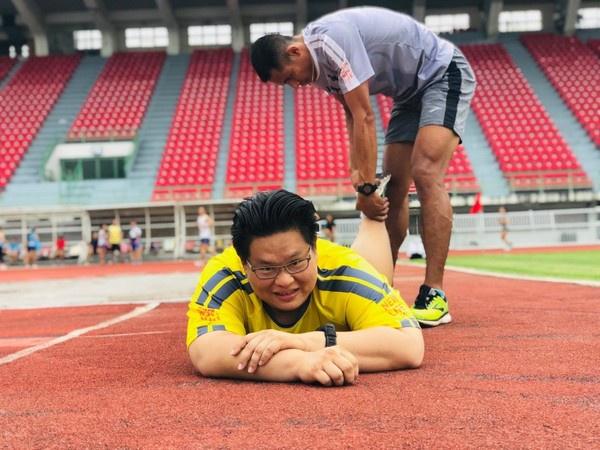 วิ่งสู่ชีวิตใหม่ Run For New Life Sotry เรียลลิตี้ thaihealth