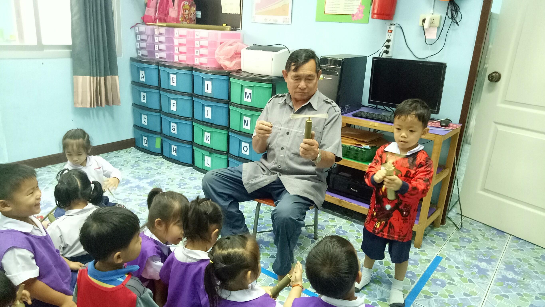 บทบาทของสสส.กับการพัฒนาศูนย์พัฒนาเด็กเล็ก 3 ดี สู่สุขภาวะที่ดีในทุกมิติของเด็กปฐมวัย thaihealth