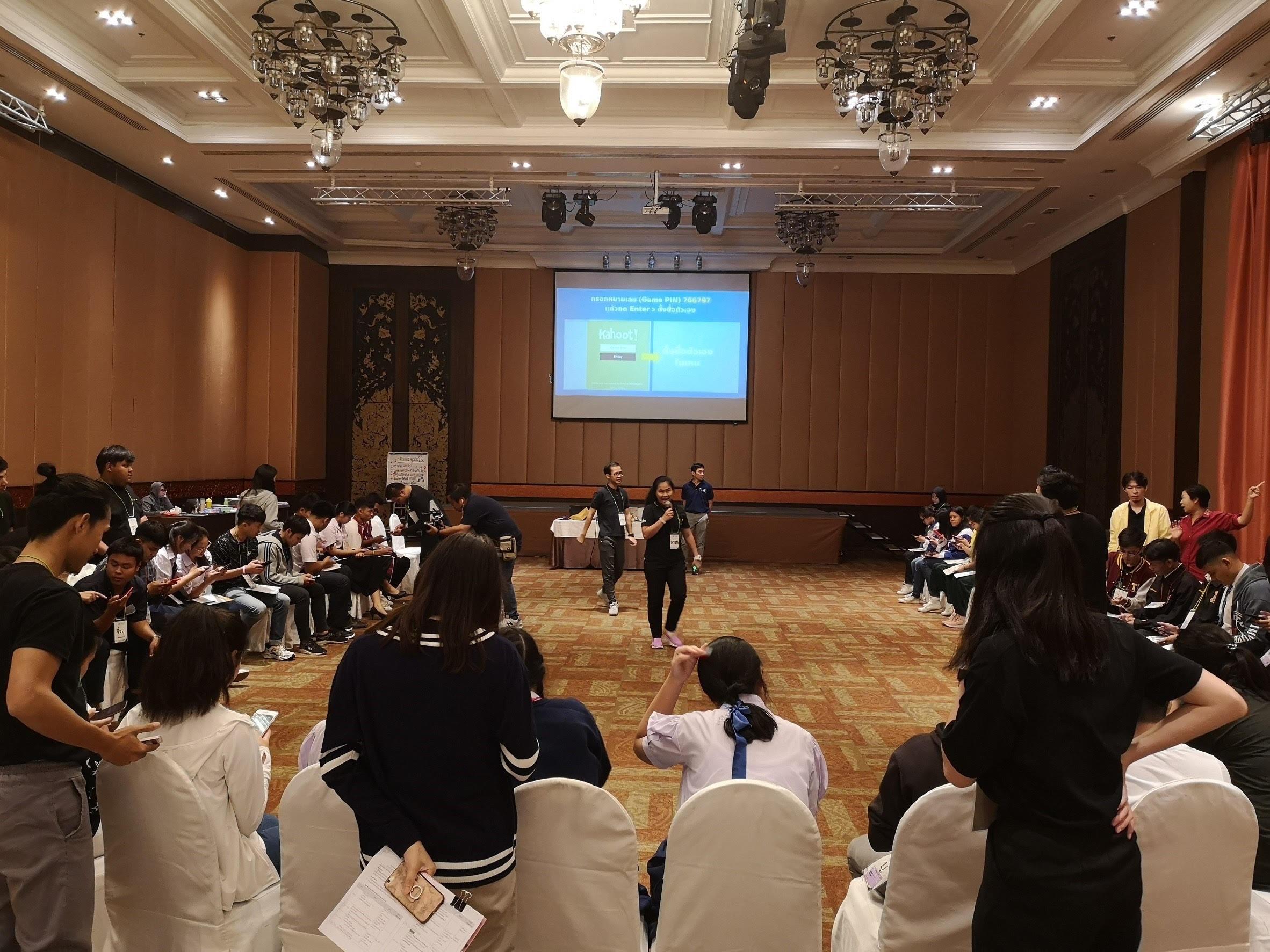 พิธีเปิดประชุมเชิงปฏิบัติการงานประกวดนวัตกรรมสร้างเสริมสุขภาพ ครั้งที่ 2  thaihealth
