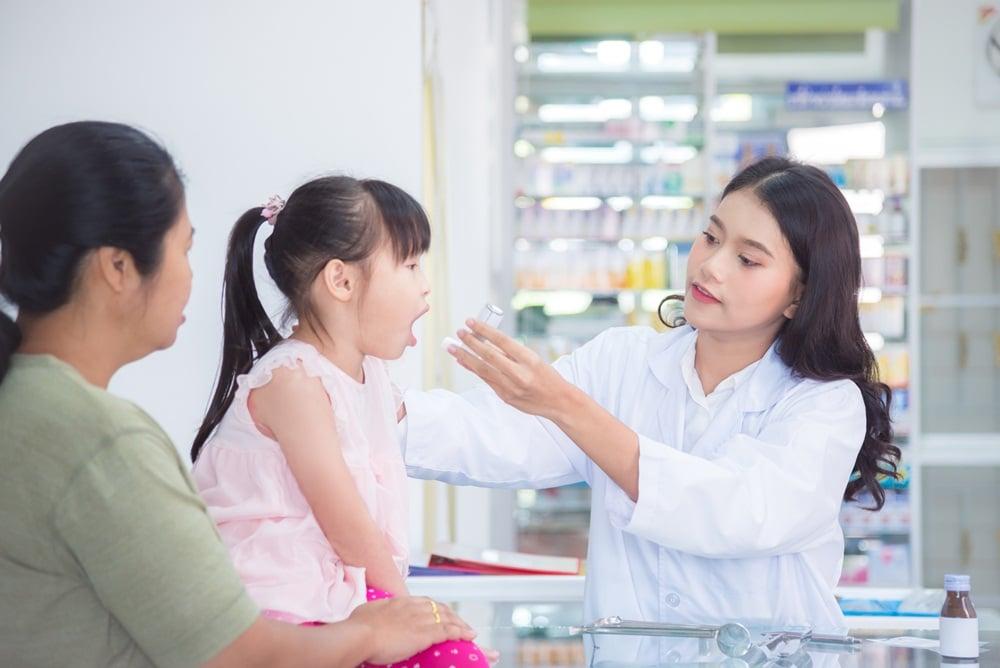 หนุนผู้ป่วยโรคหอบหืด รับยาที่ร้านขายยา thaihealth