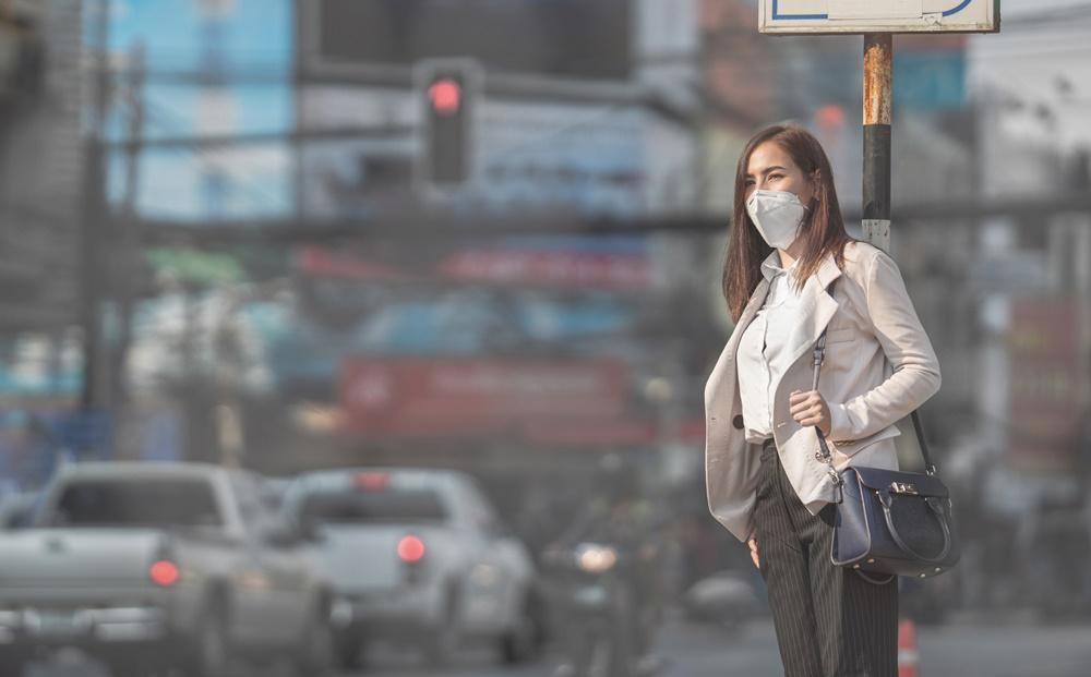 ฝุ่นละอองขนาดเล็ก PM 2.5 เกินค่ามาตรฐาน thaihealth