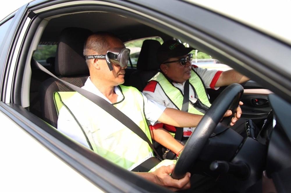กิจกรรมขับขี่เชิงป้องกัน thaihealth