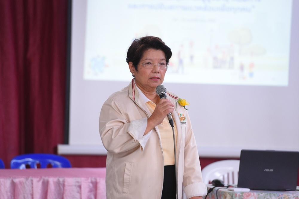 บั๊ดดี้โฮมแคร์ดูแลผู้สูงอายุ สร้างรายได้ให้เยาวชน thaihealth