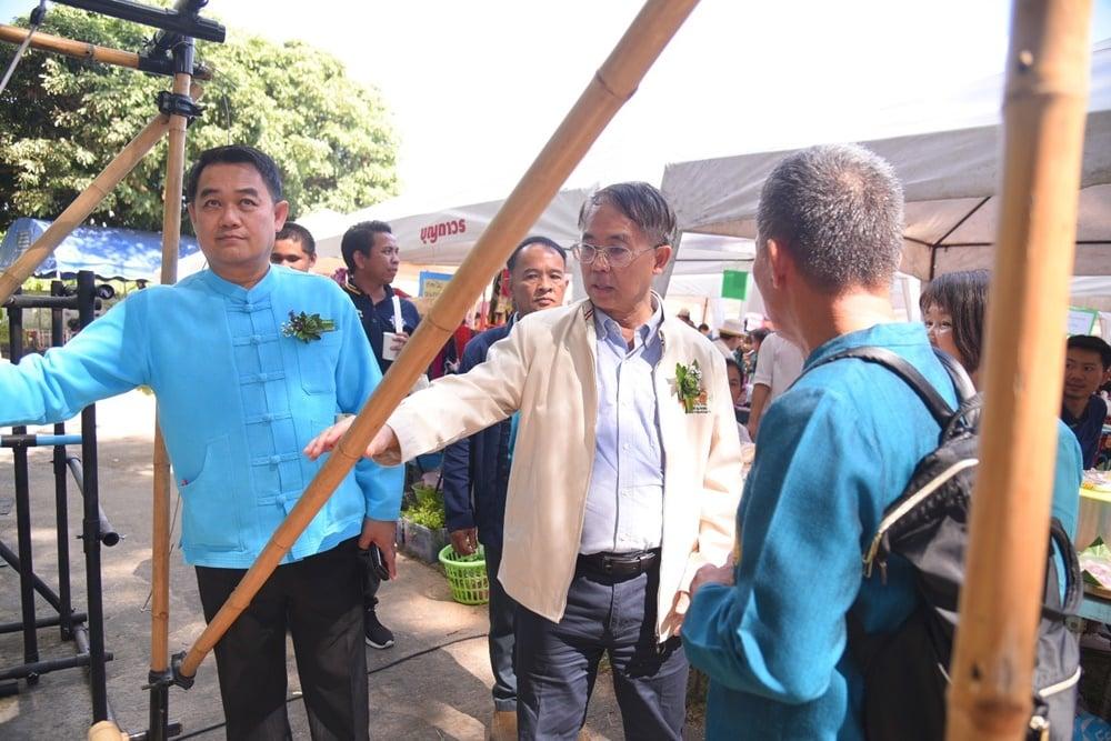 """สสส. ยก """"ตำบลชมภู"""" โมเดล ต้นแบบพื้นที่บูรณาการพัฒนาคุณภาพชีวิตคนพิการ สร้างงาน-รายได้ ฟื้นฟูสมรรถภาพคนพิการ thaihealth"""