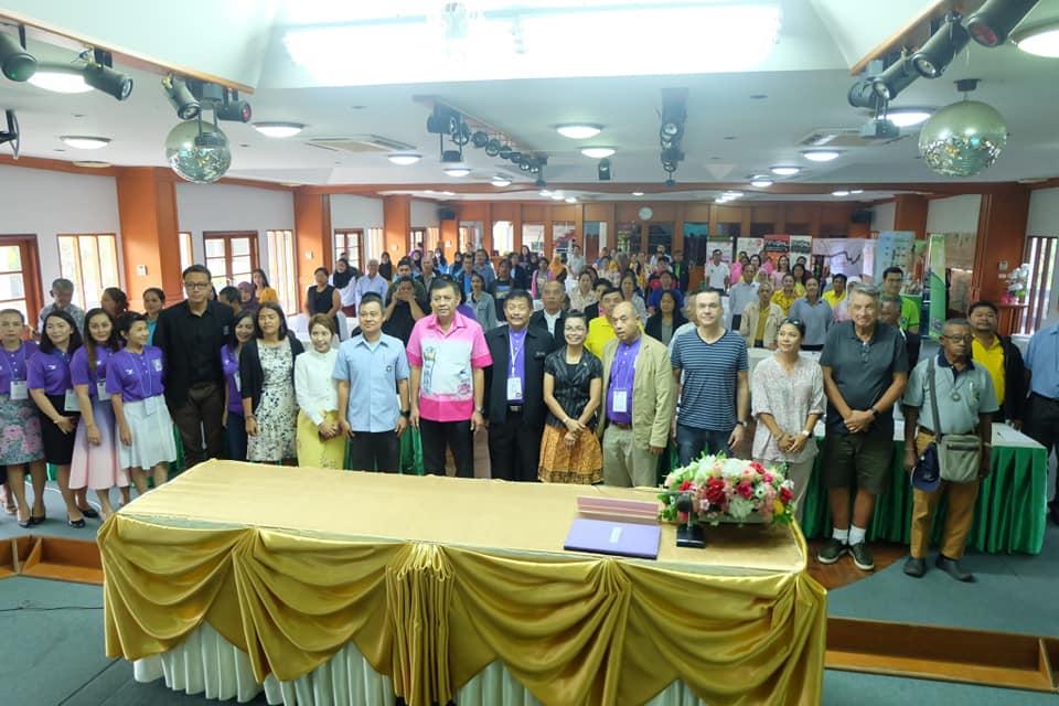 เปิดเวทีสมัชชาสุขภาพจังหวัดระนอง สานพลังสร้างสุข คนระนอง ปีที่ 3 thaihealth