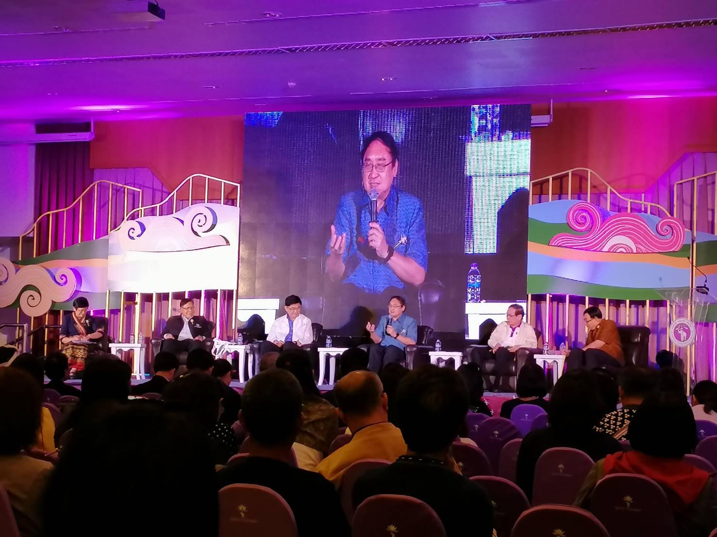 มหกรรมสานพลังสร้างสุขภาวะภาคเหนือ ครั้งที่ 2 thaihealth