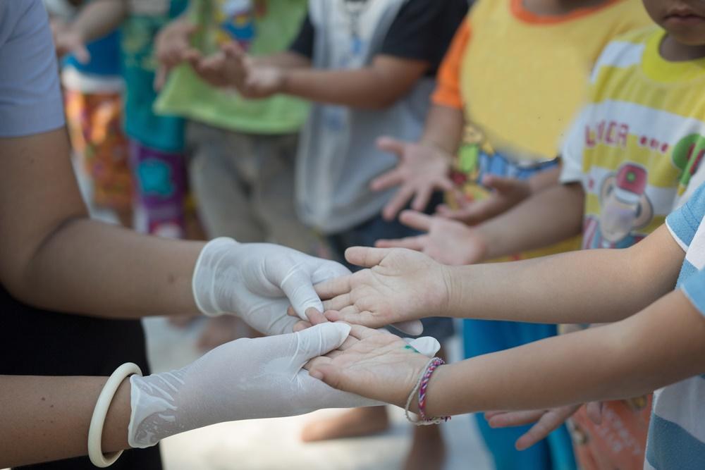 ระมัดระวังโรคมือเท้าปากในเด็ก thaihealth