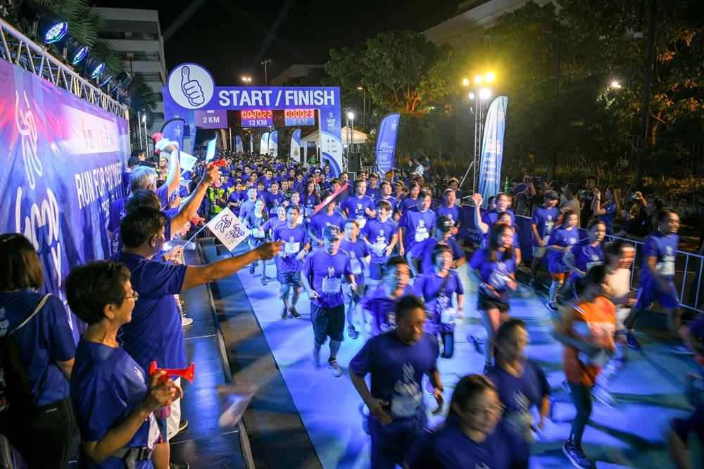 นักวิ่งนับพันร่วมแสดงความดี กู๊ด กาย รัน ปีที่ 2 thaihealth