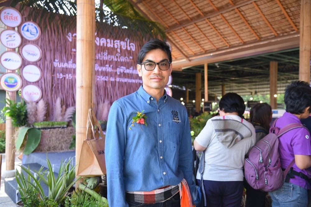 งานสังคมสุขใจปีที่6 ปลุกคนไทยช้อปเปลี่ยนโลก thaihealth