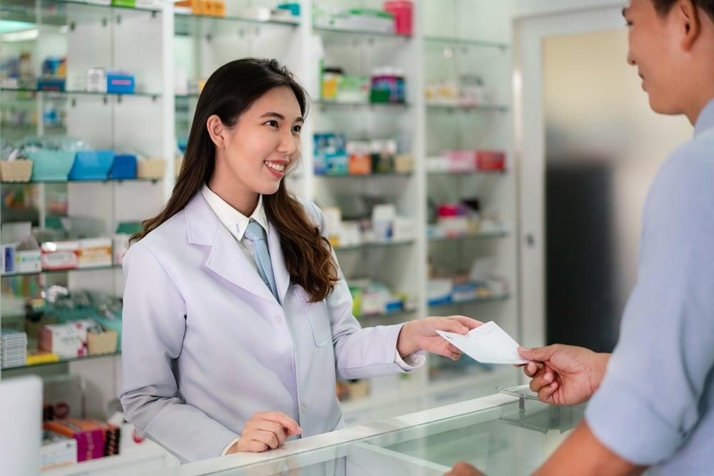 ลดภาระผู้ป่วย เพิ่มมาตรฐานบริการรับยาจากเภสัชกรใกล้บ้าน thaihealth