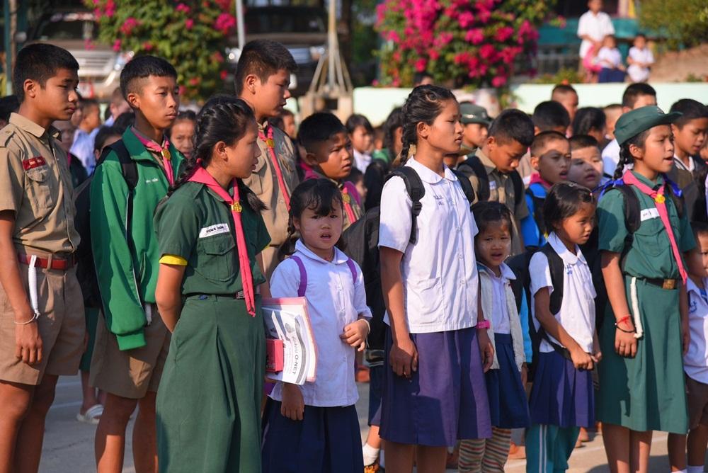 ของขวัญวันเด็กไร้สัญชาติ เข้าถึงสิทธิด้านสุขภาพ thaihealth