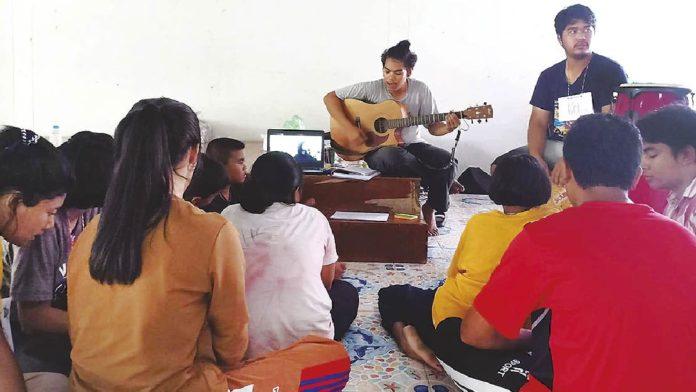 หนุนพัฒนาเยาวชนคนดนตรี สร้างสรรค์ผลงานคู่สังคมน่าอยู่ thaihealth