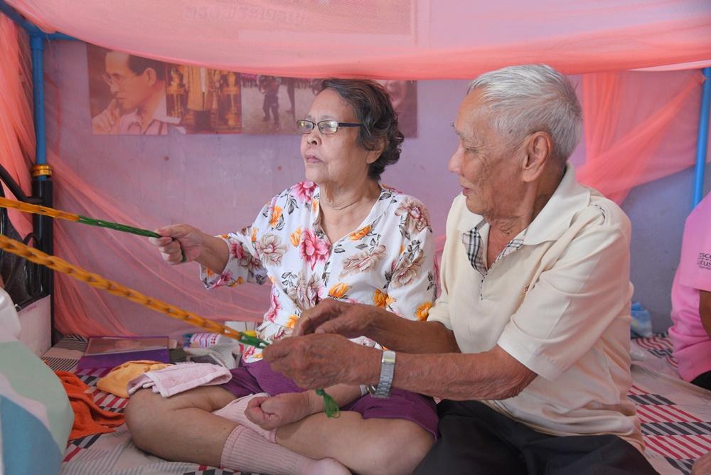สสส.หนุนกระบวนการชุมชน 'ตำบลชมภู' ร่วมดูแลพัฒนาผู้พิการเพื่อสุขภาวะที่ยั่งยืน thaihealth