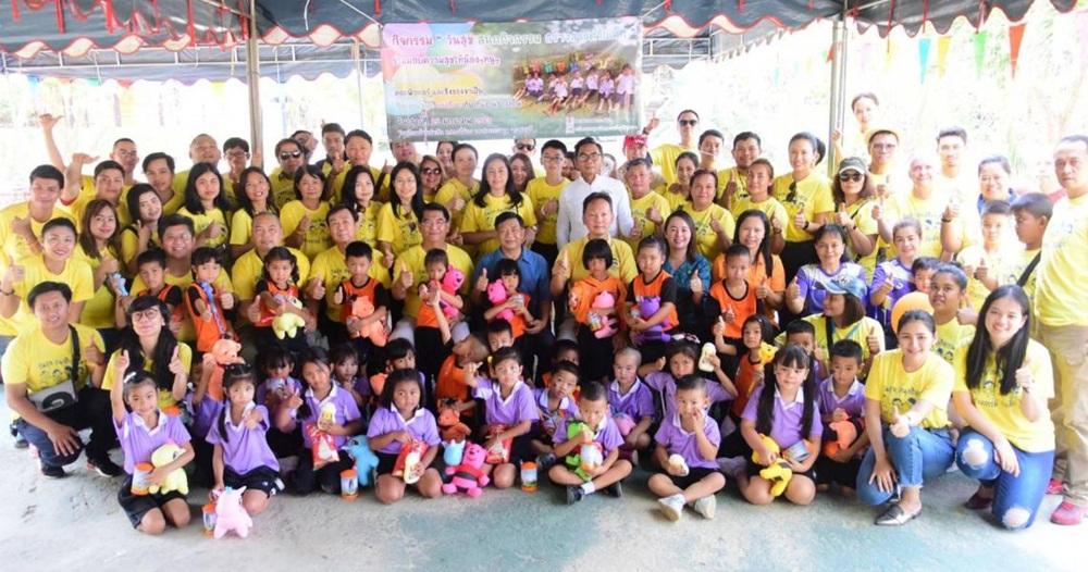 วันสุขสนุกกิจกรรม สร้างสรรค์วัยเด็ก thaihealth