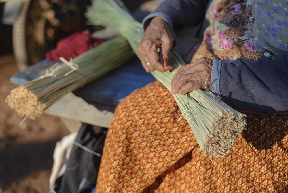 ผู้สูงอายุตำหนักธรรม จิตอาสาชุมชน thaihealth