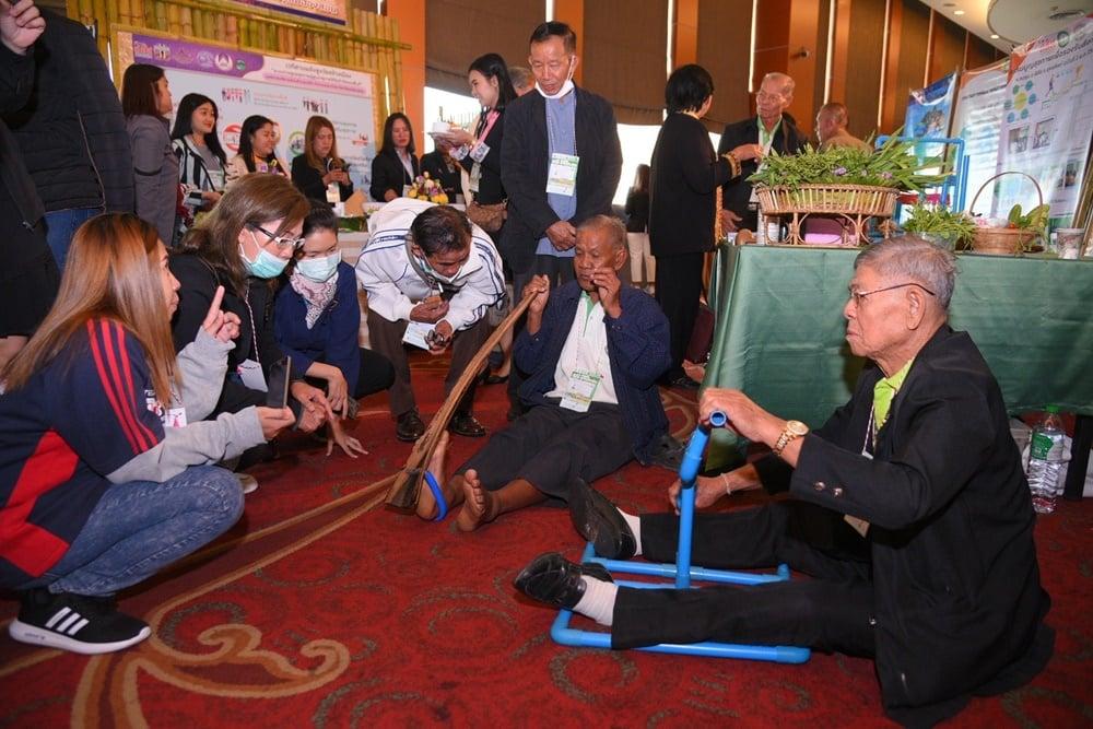 พัฒนาระบบ ดูแลผู้สูงวัยโดยชุมชน thaihealth