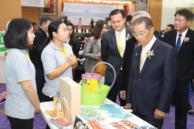 สร้างเสริมสุขภาวะของคนทำงานในสถานประกอบการ thaihealth