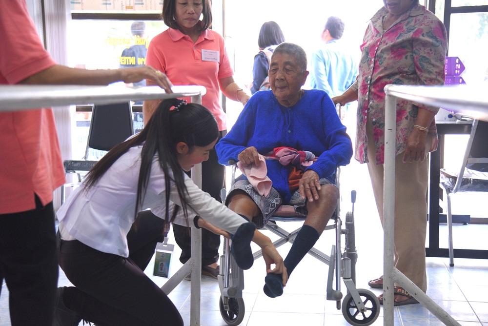 ศูนย์ฟื้นฟูสุขภาพแม่ปูคา ต้นแบบสังคมสูงวัย thaihealth