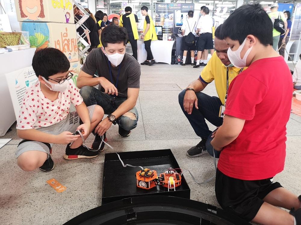 เผยเด็กไทยใช้เวลาว่างช่วงปิดเทอมดีขึ้น thaihealth