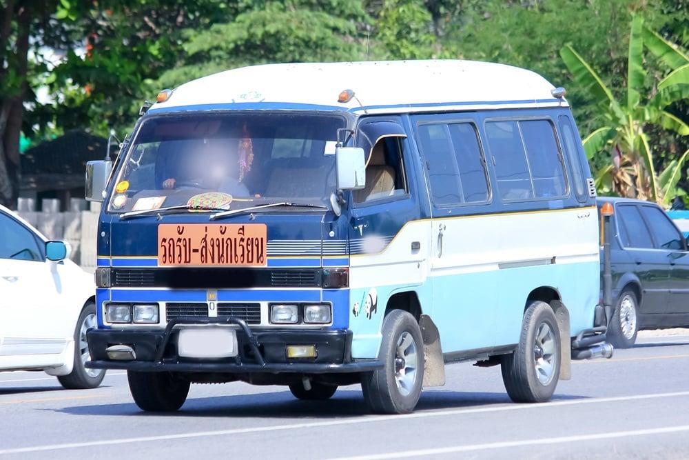เพิ่มระดับความปลอดภัยรถโรงเรียน thaihealth