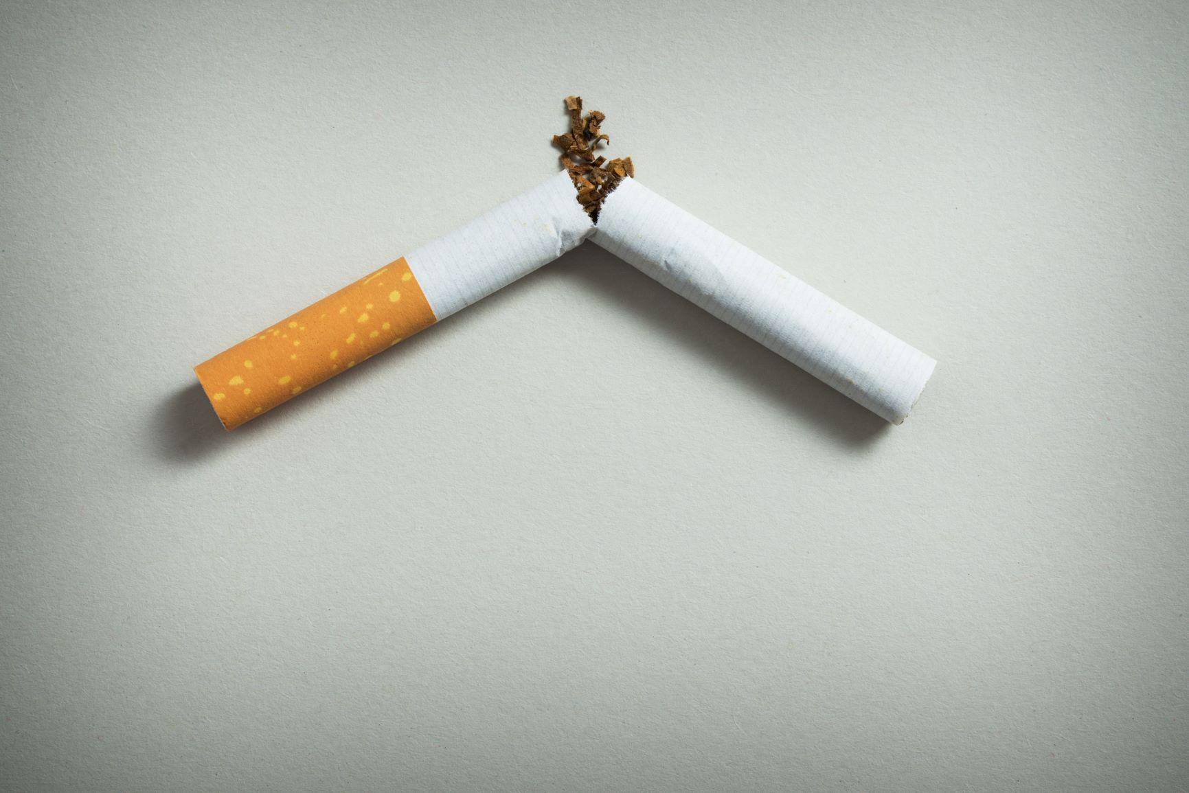 เลี่ยงสูบบุหรี่ เพี่อสุขภาพช่องปาก thaihealth