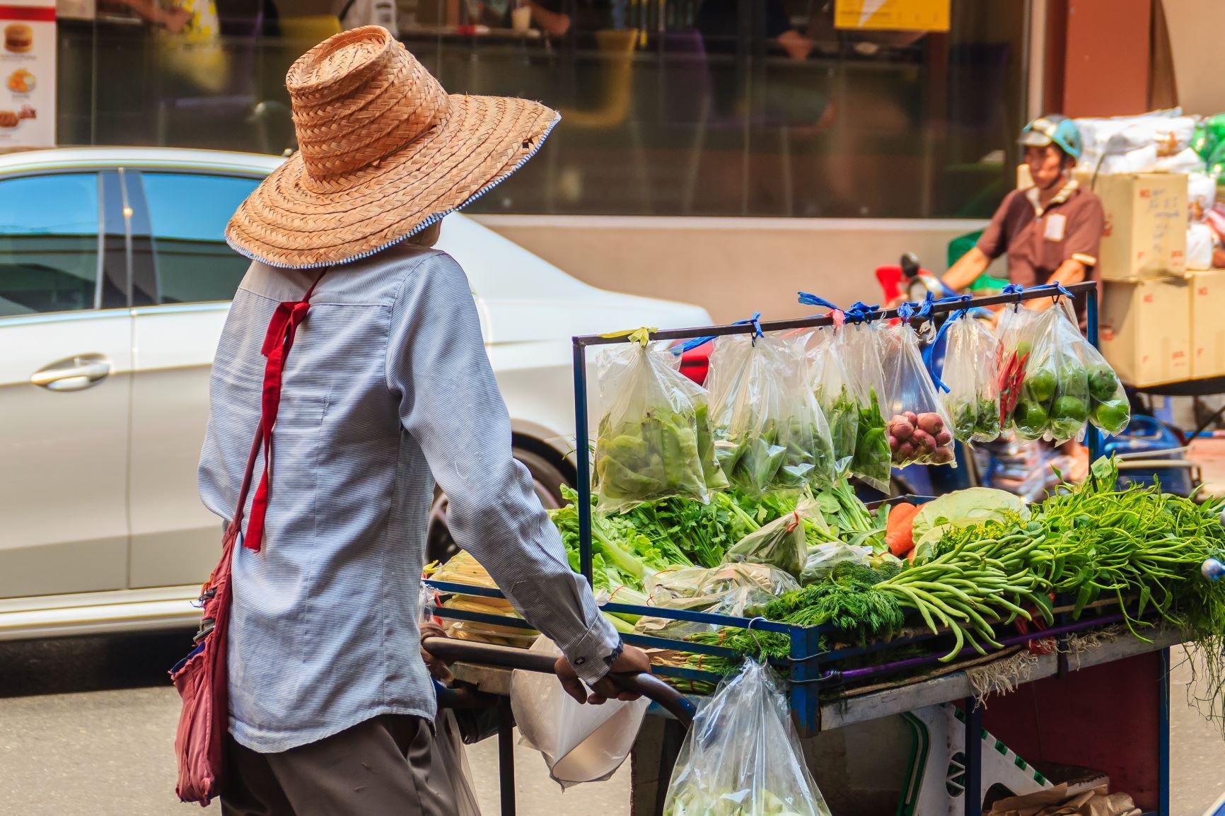 แนะ 9 วิธี รถเร่พุ่มพวง สร้างมาตรฐานอาหารปลอดภัย thaihealth