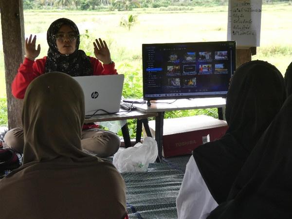 สสส. หนุนพลังบูเดาะ สร้างคลิปสื่อ สร้างสันติภาพด้วย MoJo thaihealth