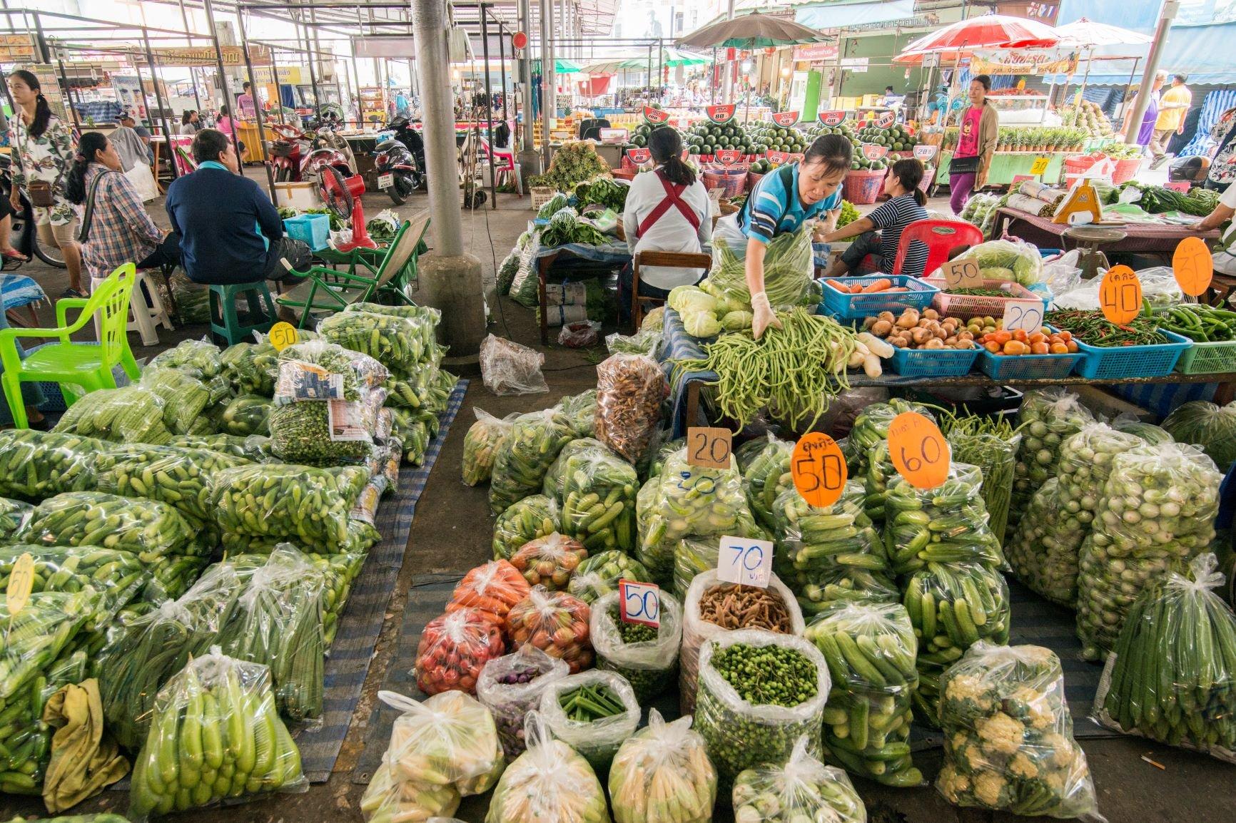 แนะ 5 วิธีตลาดสะอาดปลอดโควิด-19 thaihealth
