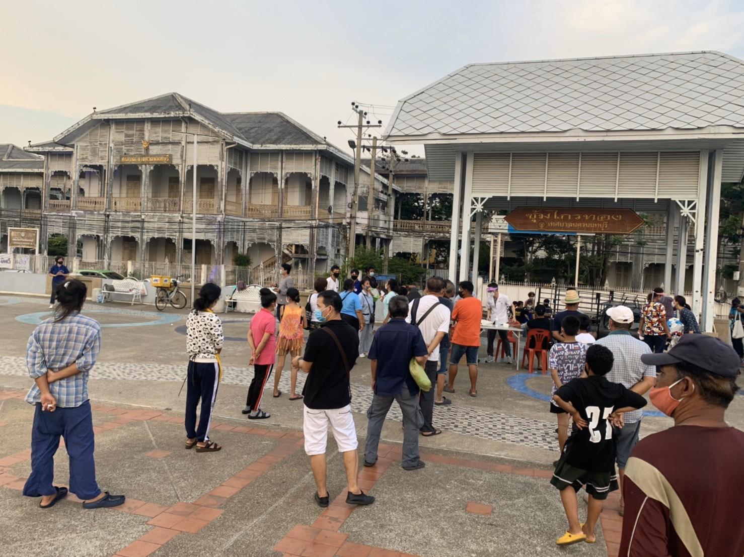 สสส.ห่วงยอดคนไร้บ้านพุ่ง 30% จับมือภาคีเครือข่ายเร่งช่วยเหลือ thaihealth