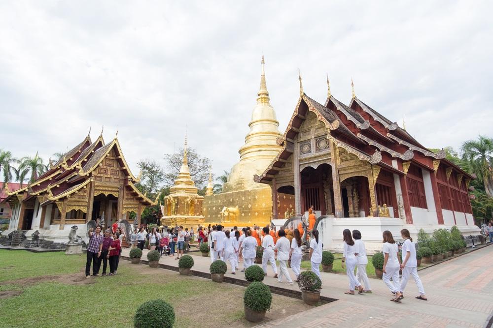 ธรรมะส่งถึงบ้านเลี่ยงโควิด-19 รับวันวิสาขบูชา thaihealth