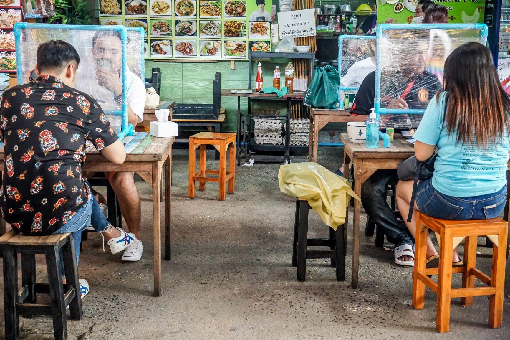 หนุนใช้กองทุนสุขภาพตำบล ปรับพฤติกรรมชุมชนป้องกันโควิด-19 thaihealth