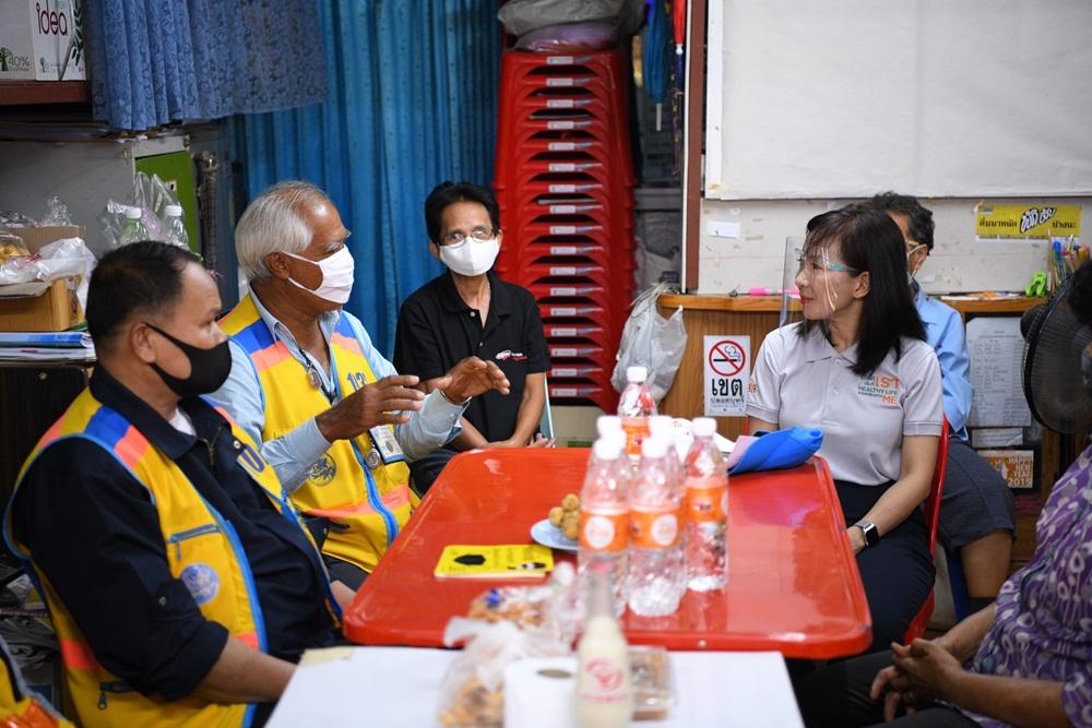 สสส. รับฟังปัญหากลุ่มแรงงาน จากสถานการณ์โควิด-19 thaihealth