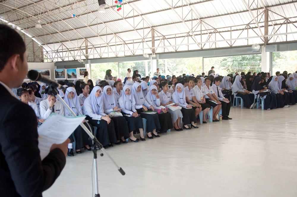 พลังเยาวชนจิตอาสา สร้างสรรค์เมืองยะลาเสริมสุขภาวะ thaihealth