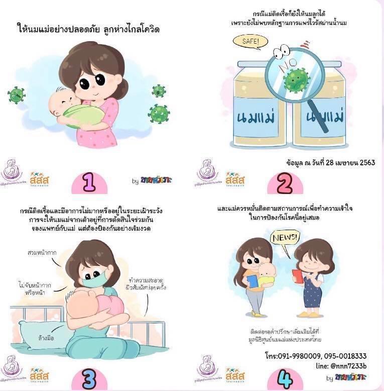 วันดื่มนมโลก สสส.-ศูนย์นมแม่ฯ แนะเลี้ยงลูกด้วยนมแม่ดีที่สุด thaihealth