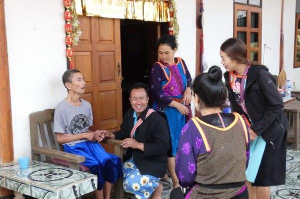 พลังจิตอาสา นสส.บ้านน้ำริน เพื่อยกระดับคุณภาพชีวิตผู้พิการ thaihealth