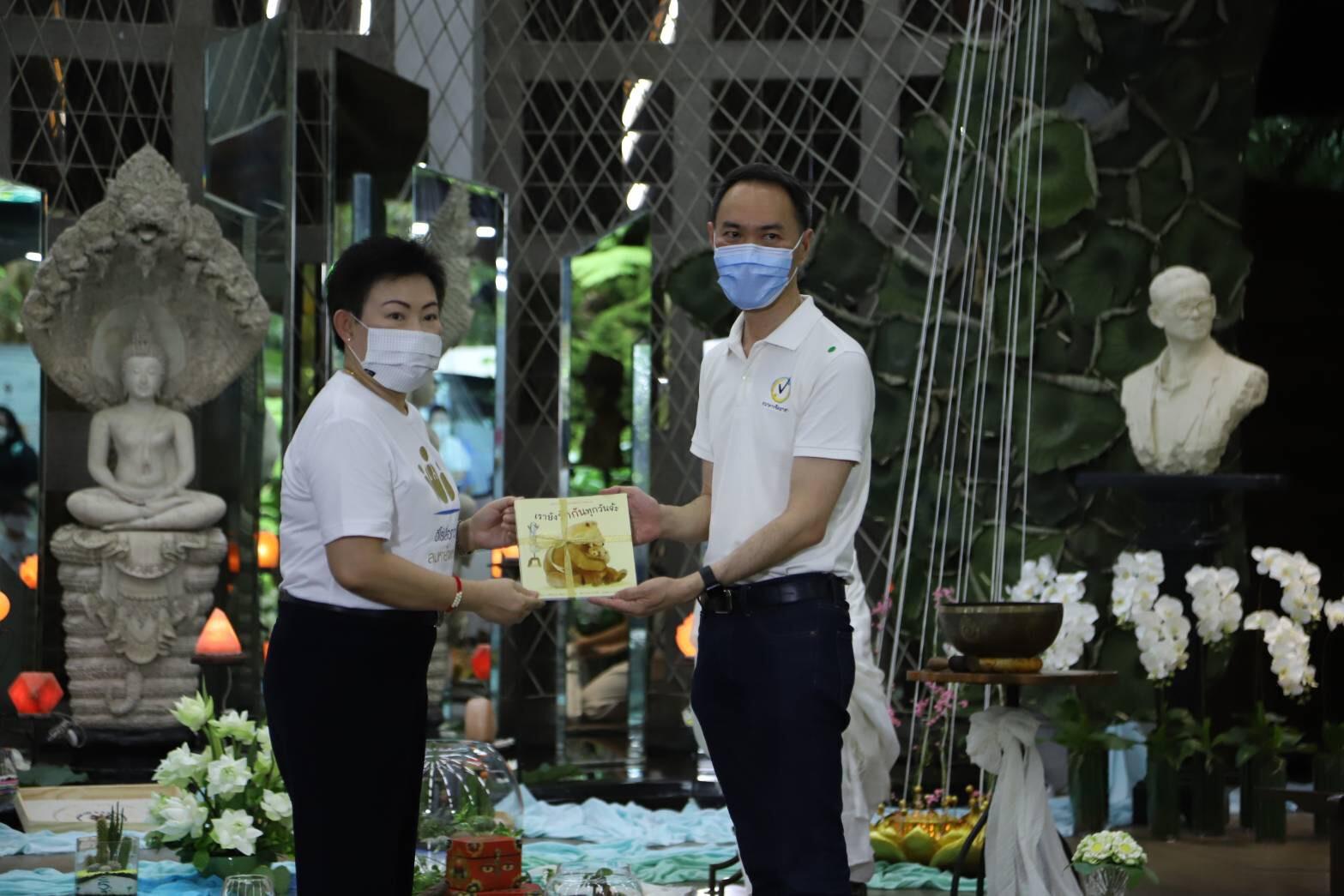 สสส.จับมือภาคีผลิตหนังสือภาพ ให้กำลังใจบุคลากรทางการแพทย์ thaihealth