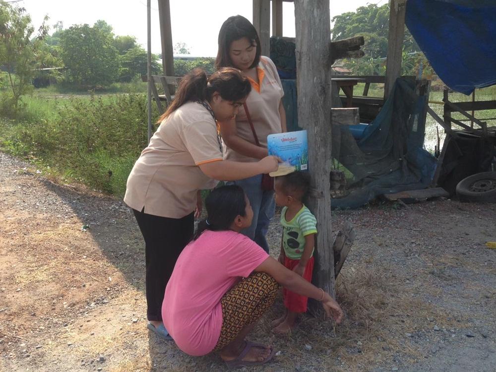 สสส. ปั้นโมเดลแกนนำแม่วัยรุ่น เสริมทักษะการเลี้ยงลูก thaihealth