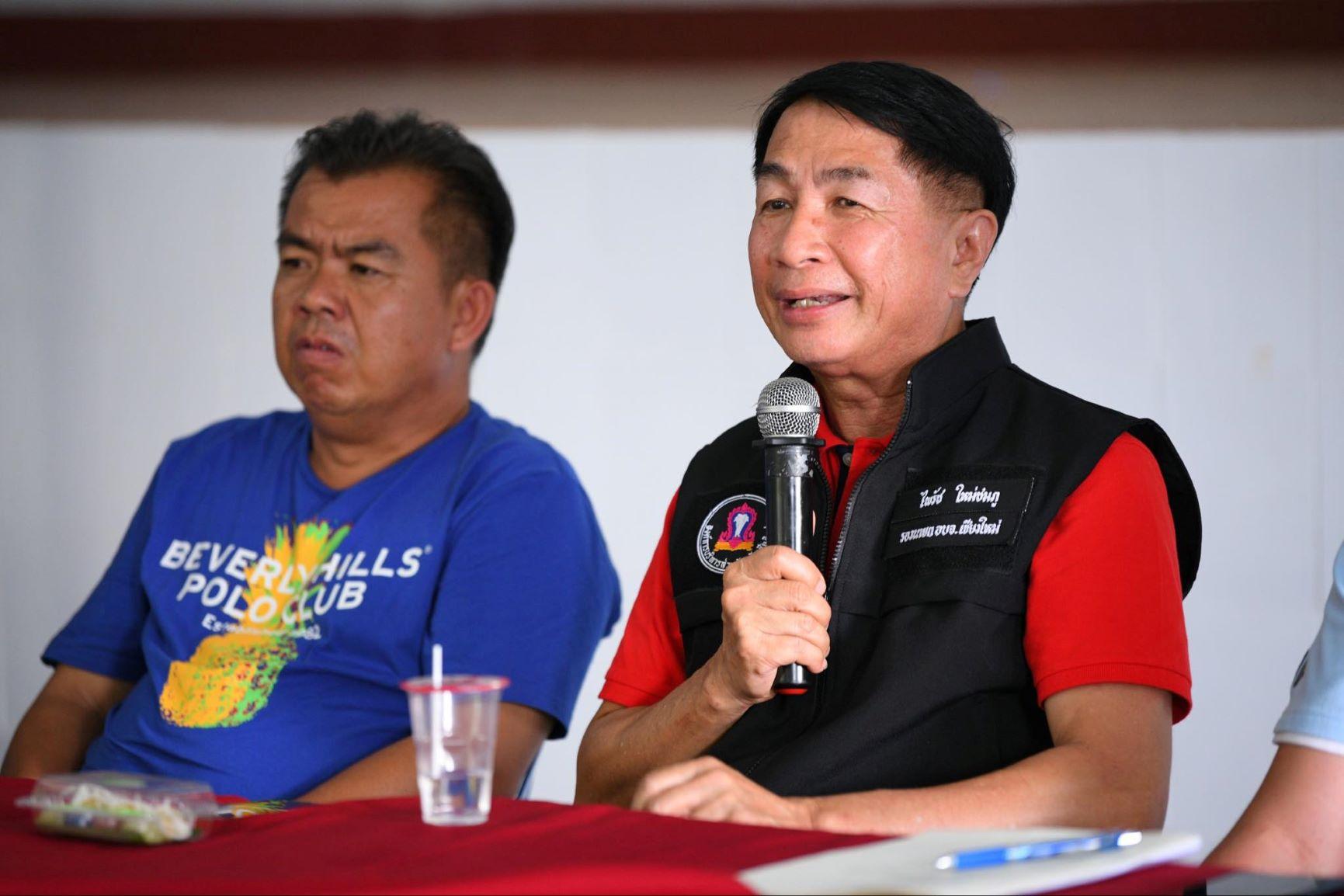 ชุมชนร่วมใจ ป้องกันไฟป่า thaihealth