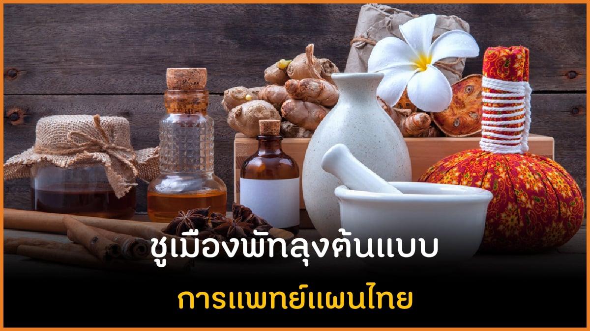 ชูเมืองพัทลุงต้นแบบ การแพทย์แผนไทย thaihealth