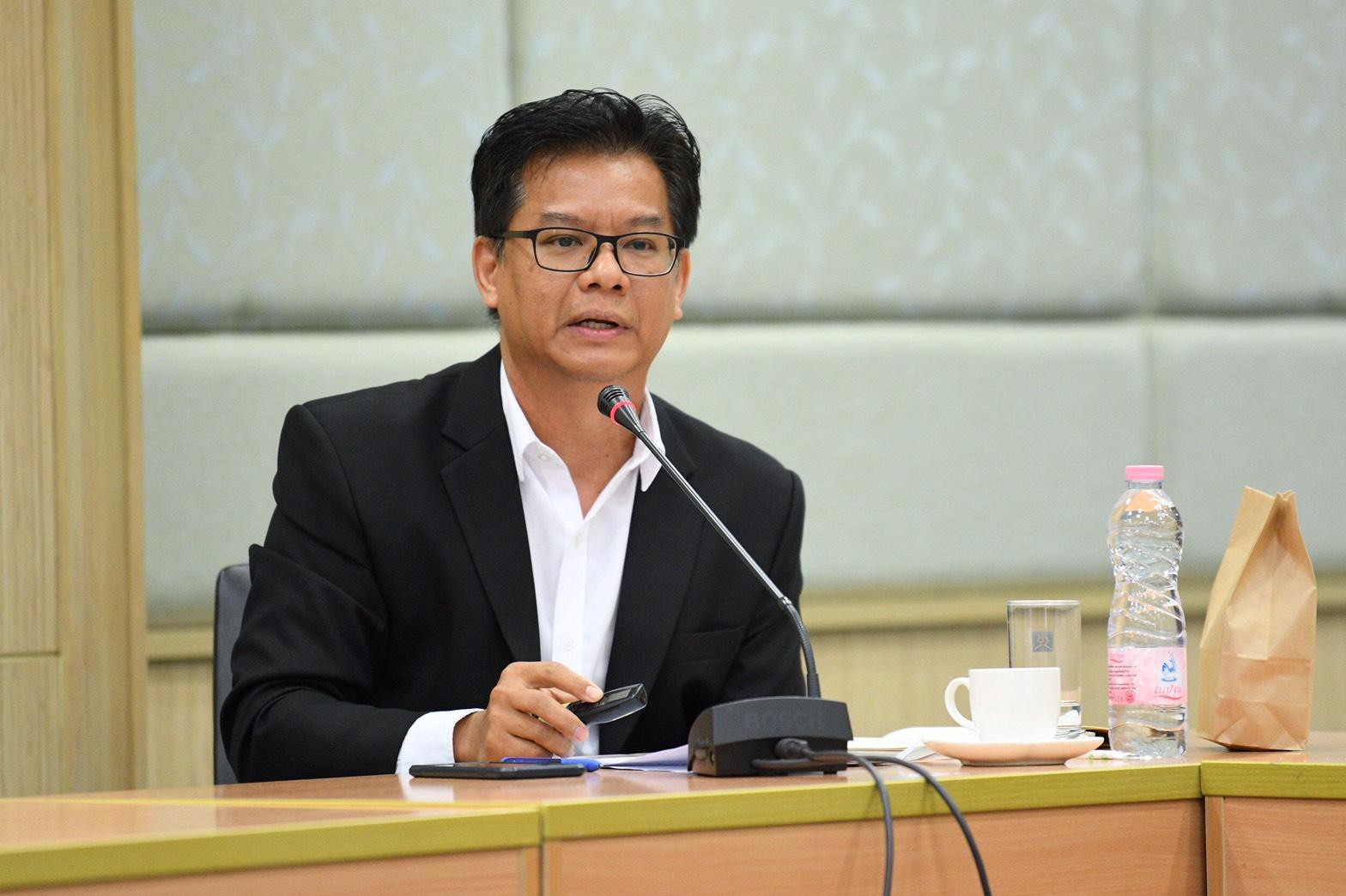 ขับเคลื่อนธรรมนูญสุขภาพพระสงฆ์ ผู้นำสุขภาวะชุมชนและสังคม thaihealth