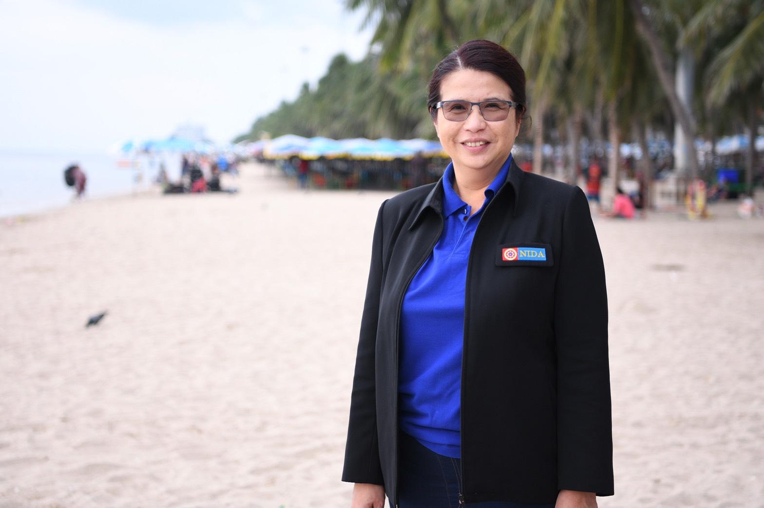 หาดบางแสน แหล่งท่องเที่ยวต้นแบบลดปัจจัยเสี่ยง thaihealth