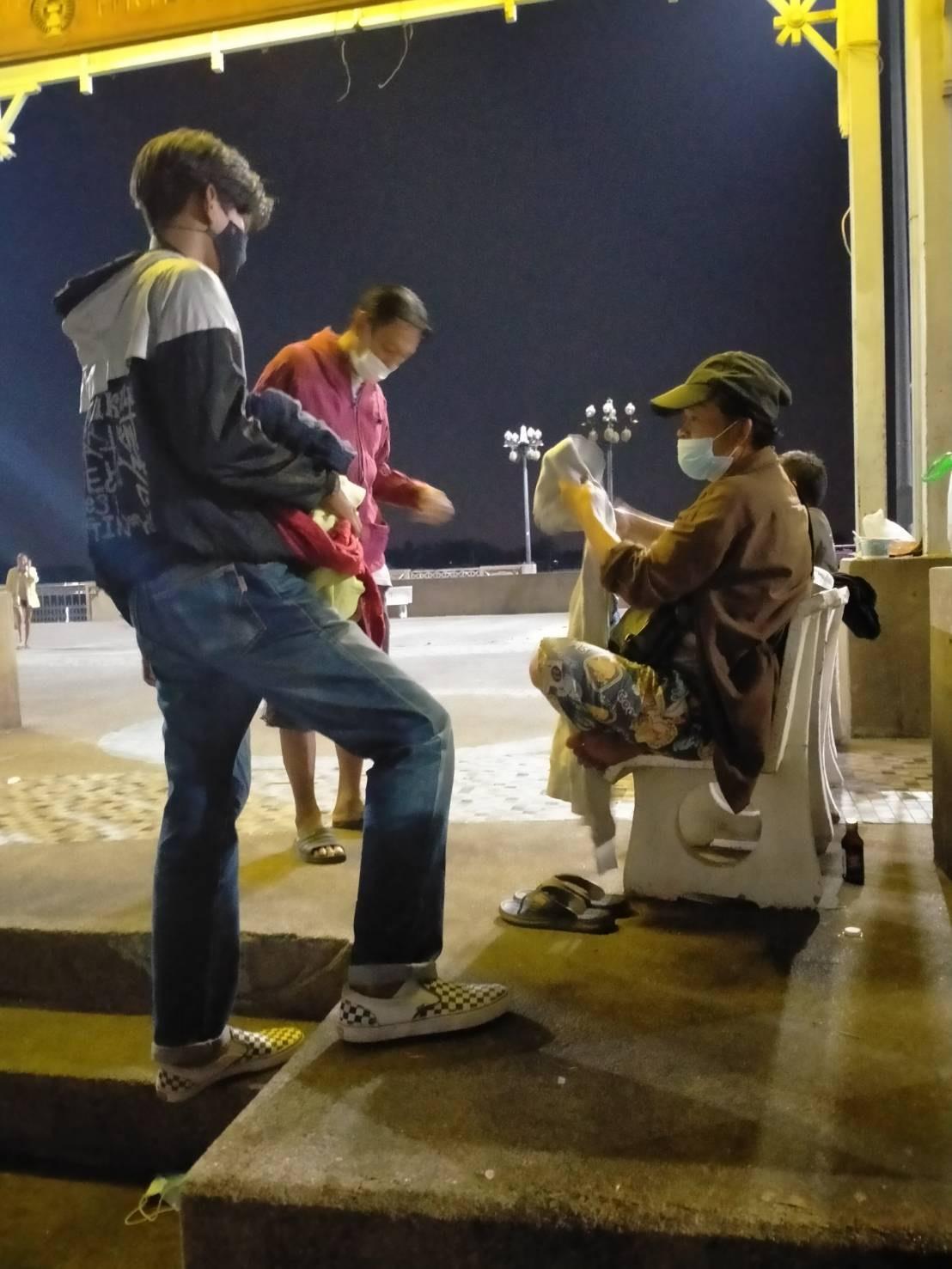 สสส.ช่วยเหลือคนไร้บ้าน พร้อมให้ความรู้ป้องกันโควิด thaihealth