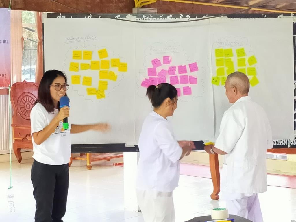 ร่วมสร้างนวัตกรรมเชิงพุทธ เลิกสุราด้วยหลักธรรม thaihealth