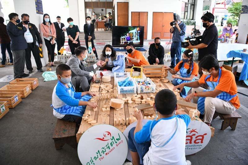 เล่นเปลี่ยนโลก เมื่อเรื่องเล่นไม่ใช่แค่เรื่องเล่นๆ thaihealth