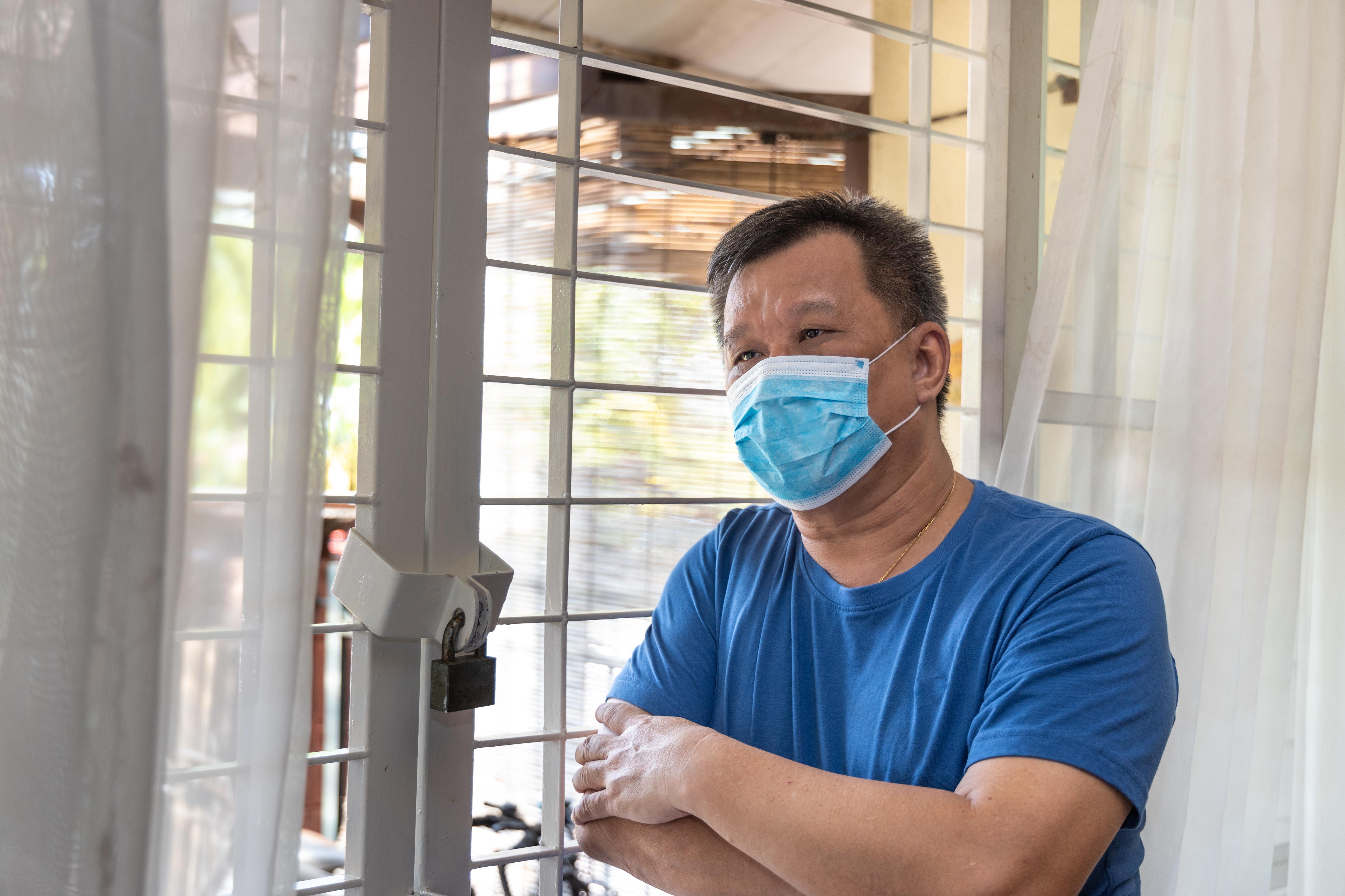 อยู่บ้านเดียวกัน กักตัว 14 วัน ทำอย่างไร thaihealth