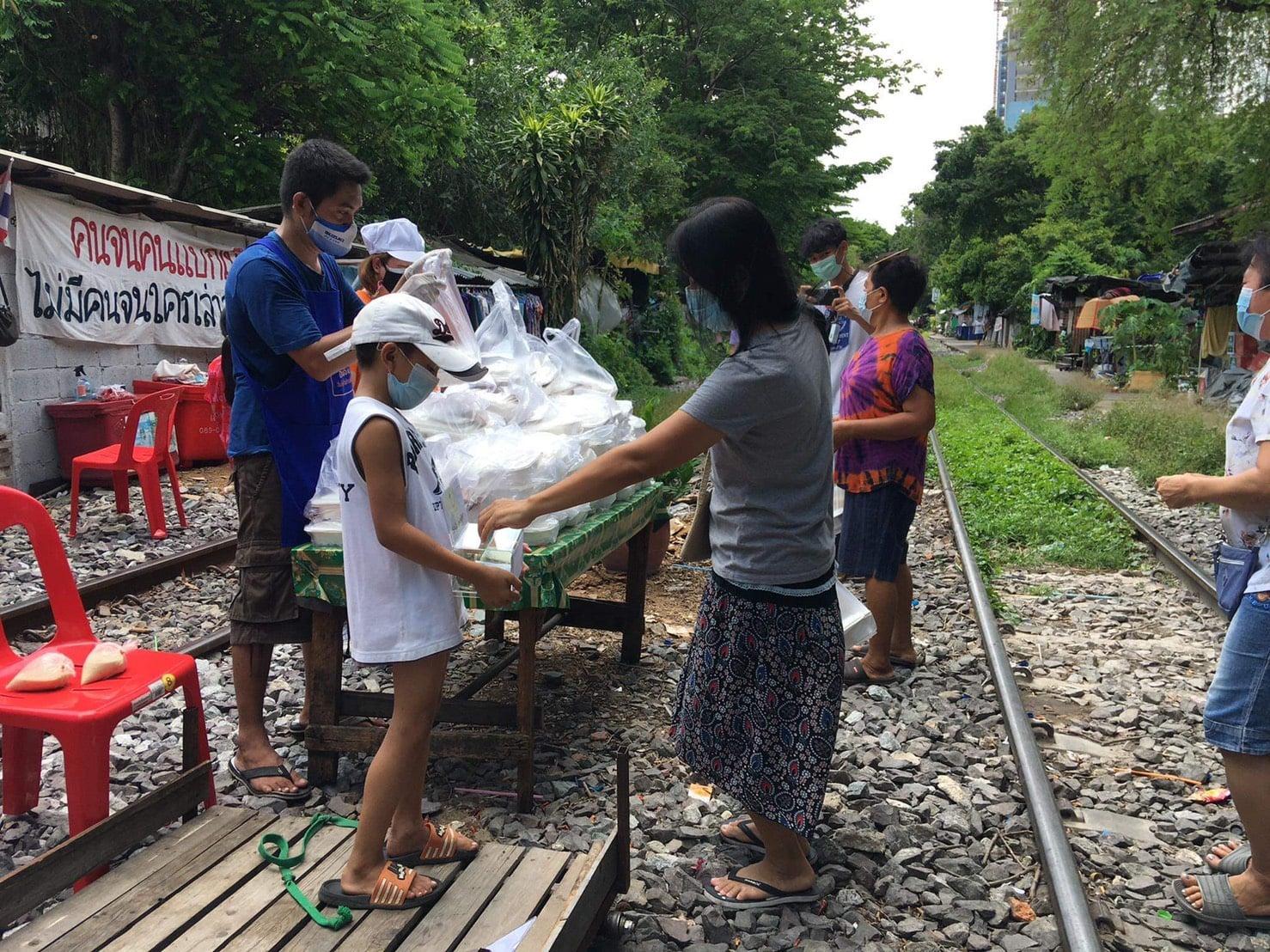 หนุนเปิดครัวกลางชุมชนปันกันอิ่ม แหล่งอาหารยั่งยืนยุคโควิด-19 thaihealth